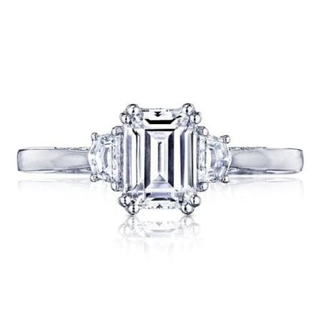 3-stone ring emerald