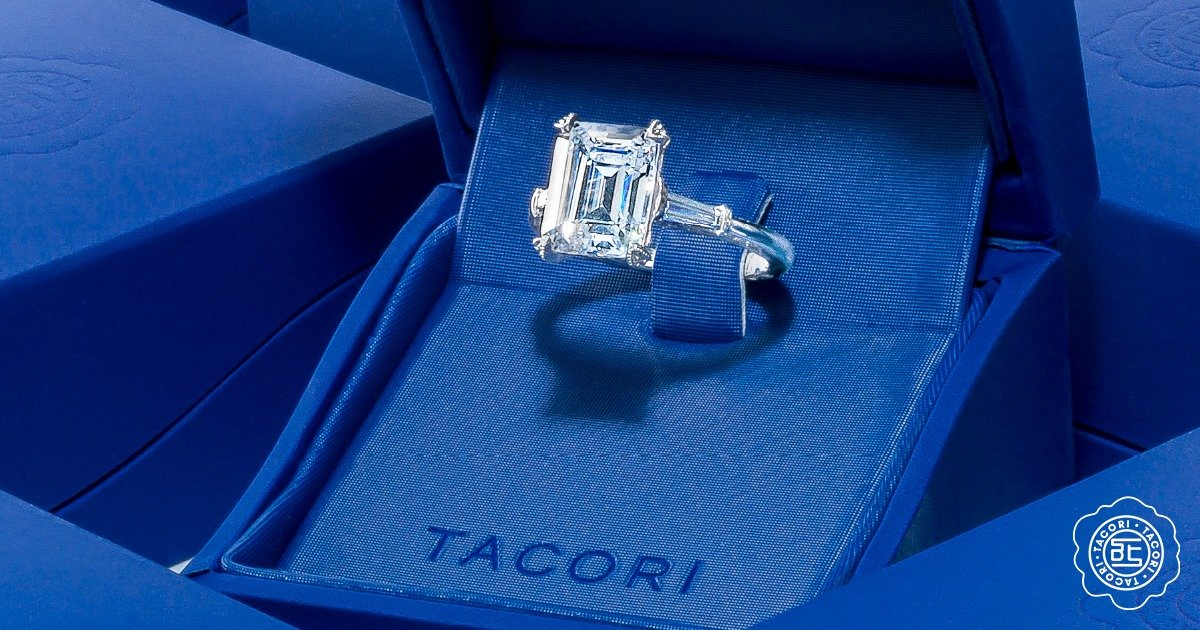 Trending on Instagram: Emerald Cut Engagement Rings