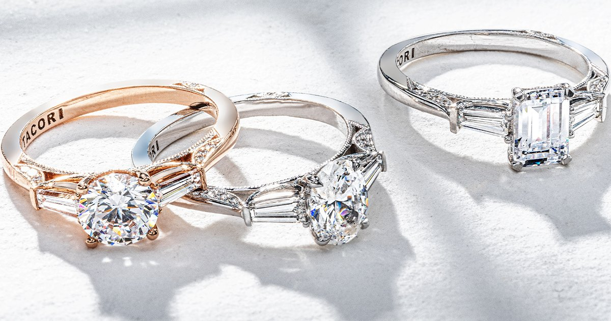 Minimalist Engagement Ring Styles You'll Love