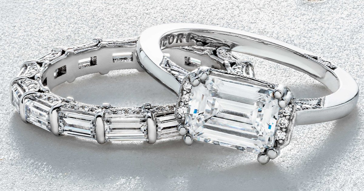 Vintage Style Engagement Rings You'll Love