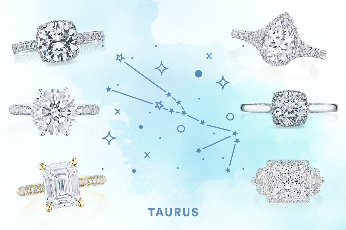 The Best Engagement Rings For Taurus