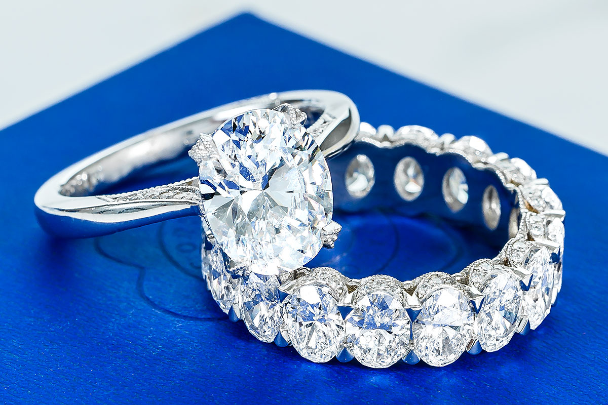 The 5 Best Engagement Ring  And  Wedding Band Combos