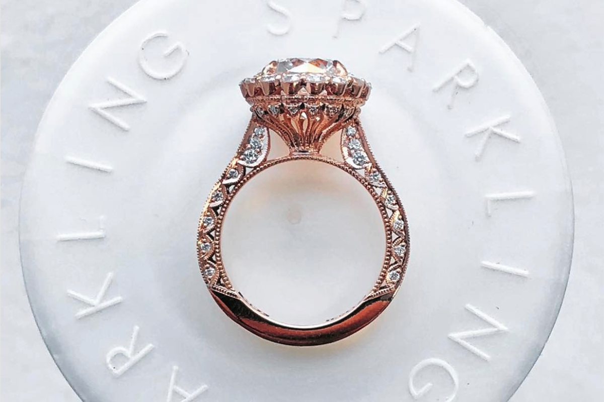 Favorite Rose Gold Rings