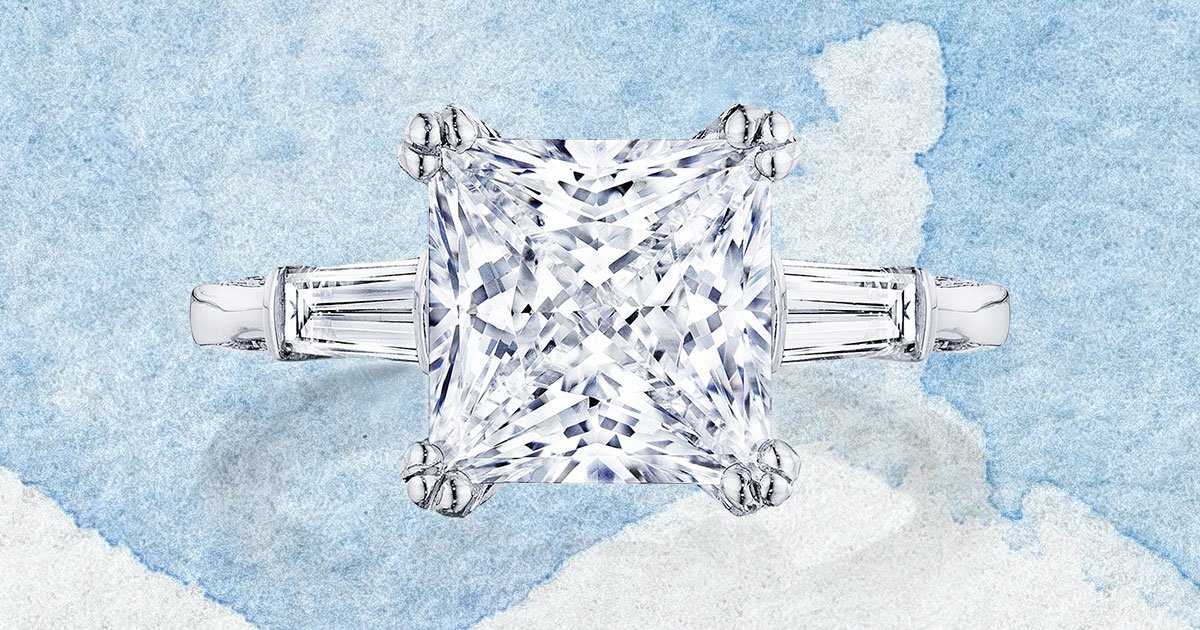 The Shape Guide: Princess Cut